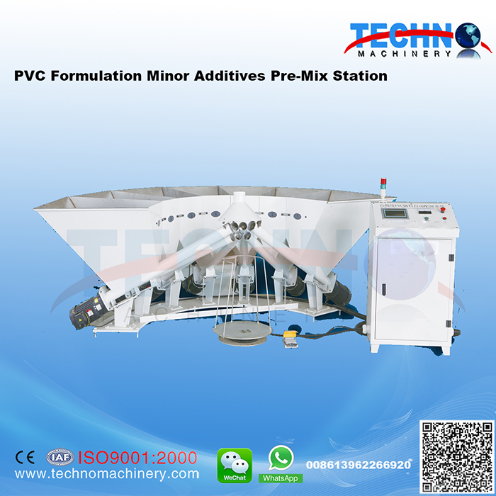 PVC Additives Dosing Station